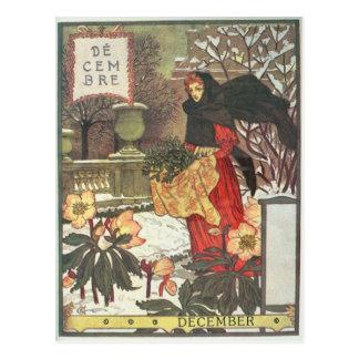 December Postcard