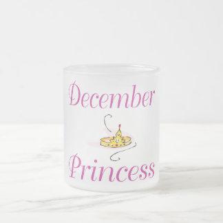 December Princess Coffee Mug