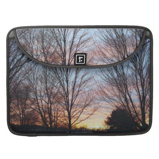 "December Sky 15"" MacBook Pro Sleeve"