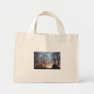 December Sky Tote Bag Mini Tote Bag