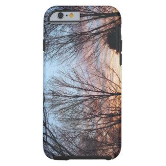 December Sky Tough iPhone 6 Case