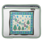 December Sleeves For iPads
