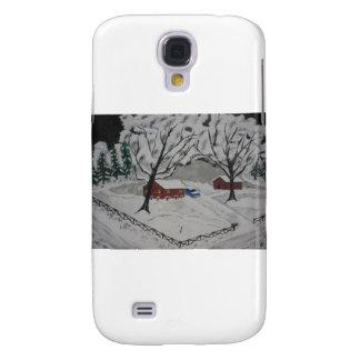 December Snow. Samsung Galaxy S4 Case
