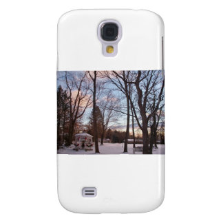 December Sunset Galaxy S4 Cover