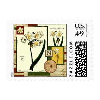 December's Stamp