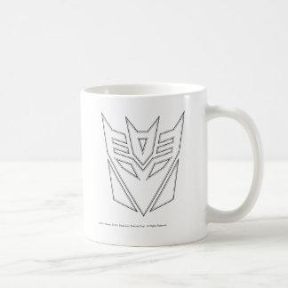 Decepticon Shield Line Coffee Mug