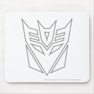 Decepticon Shield Line Mouse Pad