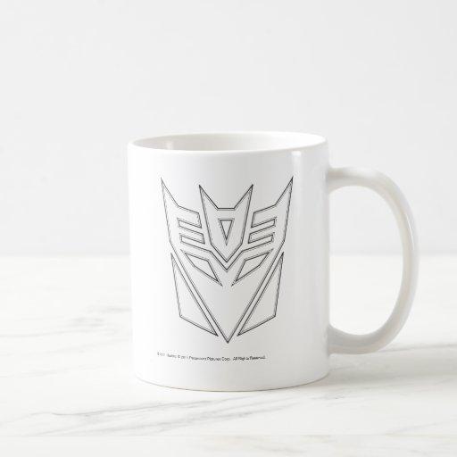 Decepticon Shield Line Mug