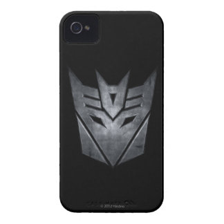 Decepticon Shield Metal Case-Mate iPhone 4 Case