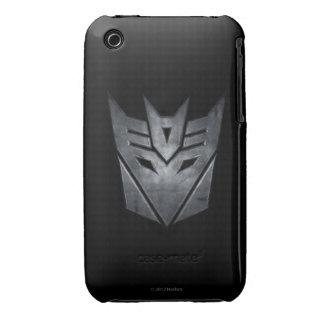 Decepticon Shield Metal iPhone 3 Cover