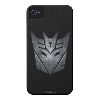 Decepticon Shield Metal iPhone 4 Cases