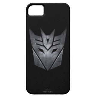 Decepticon Shield Metal iPhone 5 Cases