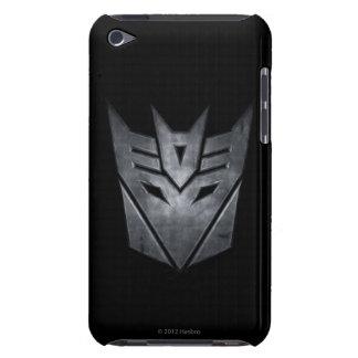 Decepticon Shield Metal iPod Case-Mate Case