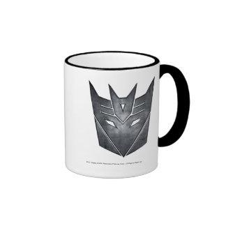 Decepticon Shield Metal Mugs