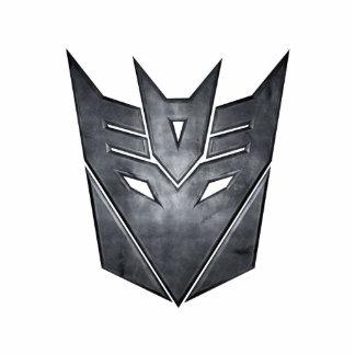 Decepticon Shield Metal Photo Sculpture
