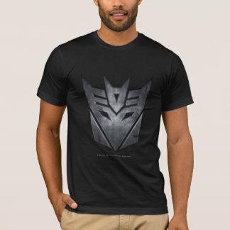 Decepticon Shield Metal T-Shirt