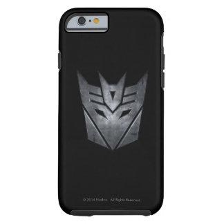 Decepticon Shield Metal Tough iPhone 6 Case