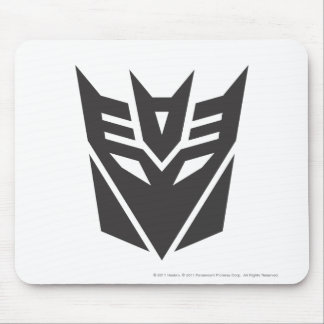 Decepticon Shield Solid Mouse Pad