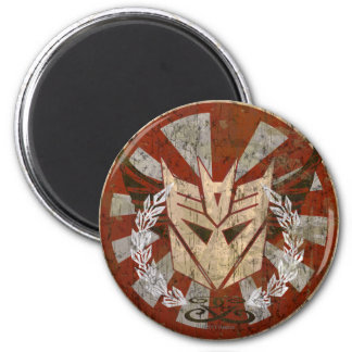 Decepticon Tribal Badge Magnet