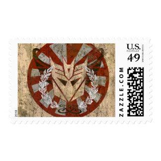 Decepticon Tribal Badge Postage