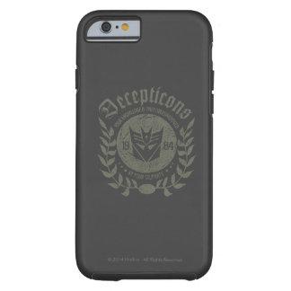 Decepticons 1984 - Your Knowledge Tough iPhone 6 Case