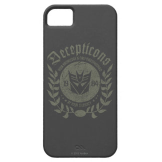 Decepticons 1984 - Your Knowledge iPhone SE/5/5s Case
