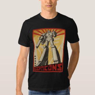 Decepticons - rayos ligeros camisas