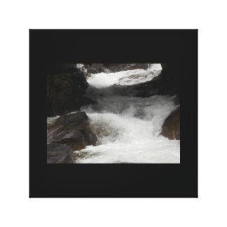 Deception Falls /Going to Stevens Pass Canvas Print