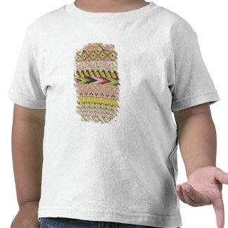 Dechado del bordado camisetas
