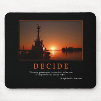 Decide Mousepad