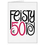 Decidido en la tarjeta 50