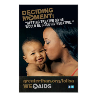 Deciding Moment: Lolisa Poster