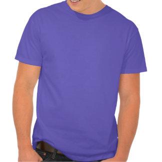 Décimo octava etiqueta del aniversario de camisas