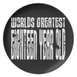 décimo octavo Años más grandes de los mundos del c Plato