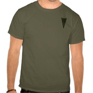 décimo octavo Camisa aerotransportada del remiendo