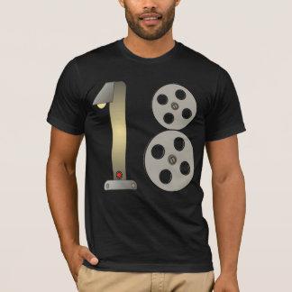 décimo octavo Camiseta de los regalos de