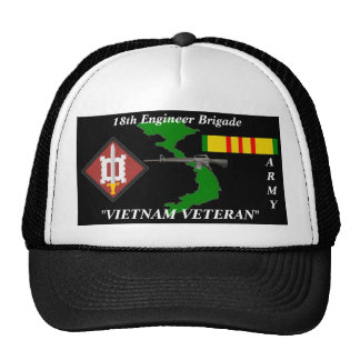 décimo octavo Casquillos de la bola del veterano d Gorro De Camionero