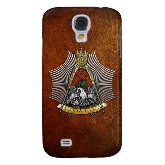 décimo octavo Grado: Caballero del Croix color de  Funda Para Galaxy S4