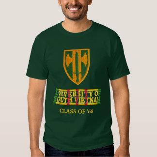décimo octavo M.P. Bgd. Universidad de la camisa