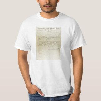 Décimo quinta constitución de los E.E.U.U. de la Remeras