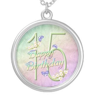 décimo quinto Collar de los arco iris y de las mar