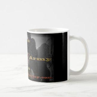 décimo quinto Taza de café del ejército del choque