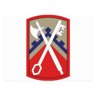 décimosexto Brigada del mantenimiento Postal