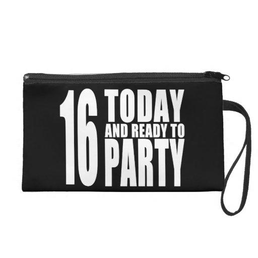 Décimosexto cumpleaños divertidos: 16 hoy y aliste