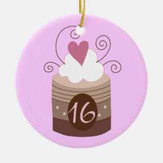 décimosexto Ideas del regalo de cumpleaños para el Adorno De Reyes