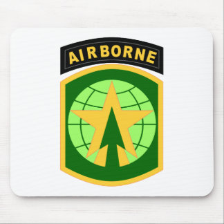 décimosexto Policía militar Alfombrillas De Ratones
