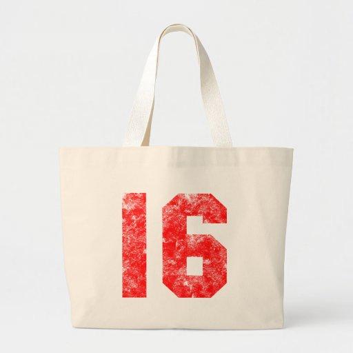 Décimosexto regalos de cumpleaños del dulce bolsa de mano