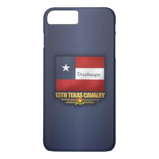 décimotercero Caballería de Tejas (v10) Funda iPhone 7 Plus