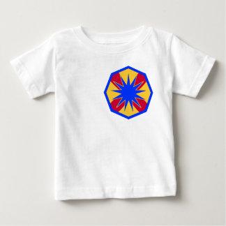 décimotercero comando de la ayuda camisetas
