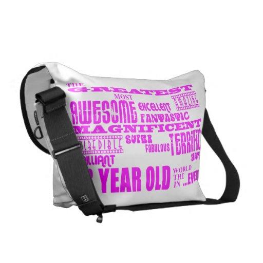 Décimotercero cumpleaños de los chicas: 13 años má bolsas de mensajeria